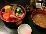 久慈港海鮮丼